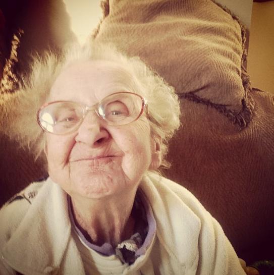 Grandma Grins