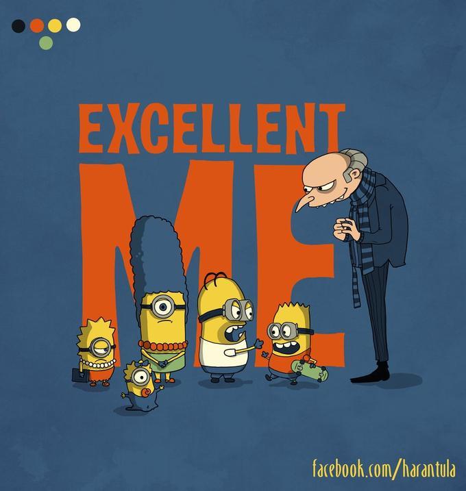 Despicable Me Simpsons