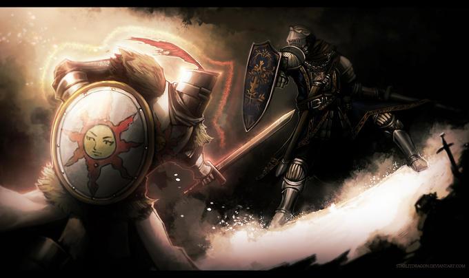 Dark Souls, Knights of Astora