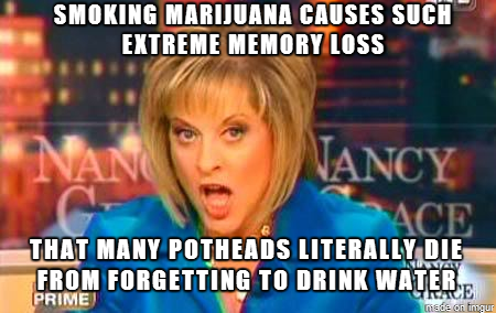 Forgetful Potheads