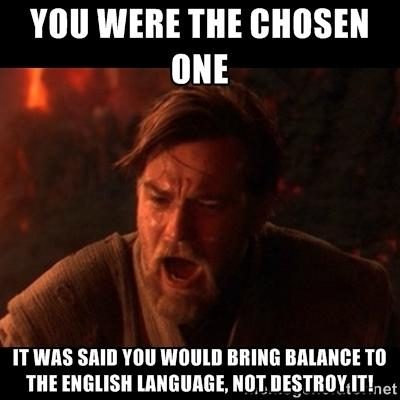 You Were The Chosen One! | Know Your Meme