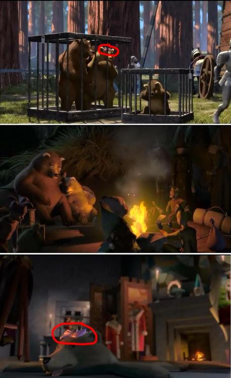 "The Sad Story of Mama Bear in ""Shrek"""