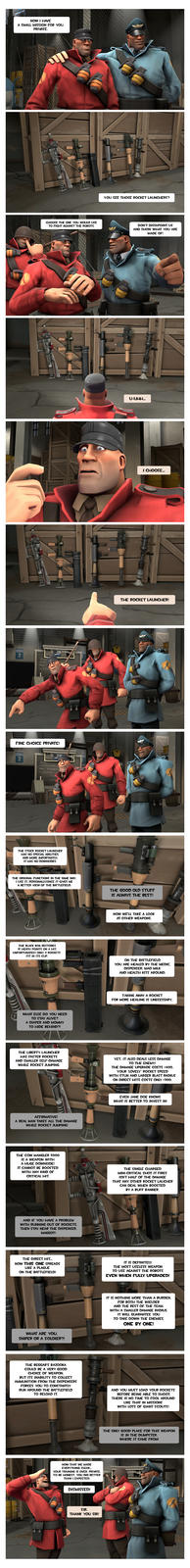 Strict Soldier's guide for MvM: Soldier (part 3)