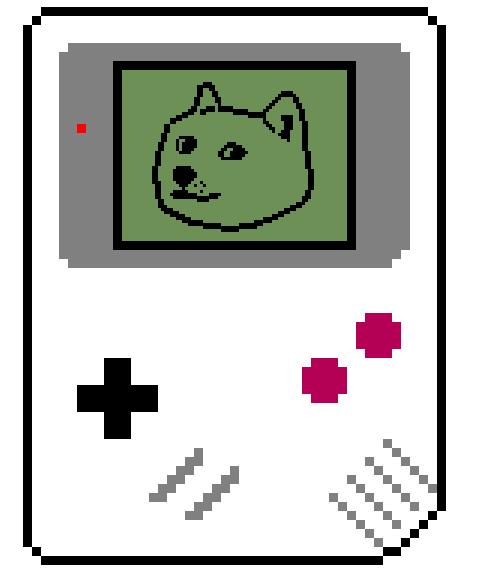 Gameboy Doge