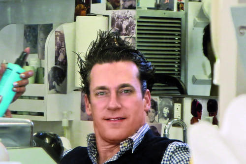 Jon Hamm Hair