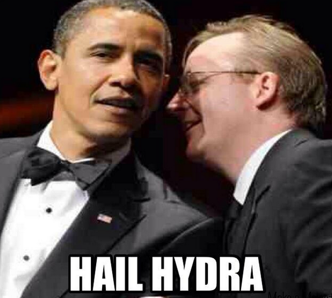 Presidential Hail Hydra