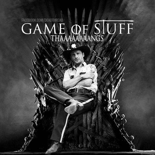 Game of Stuff and Thangs