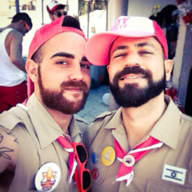 Boyscout Boyfriends