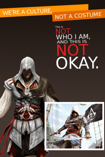 Pirates are not assassins.