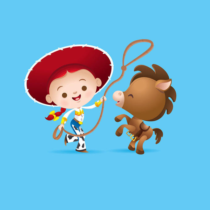 Toy Story Cute