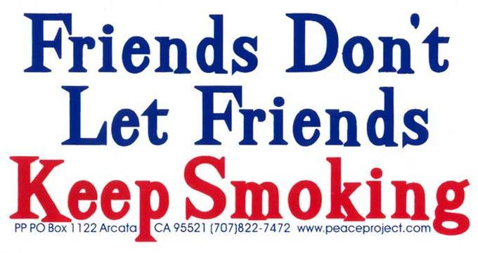 Keep Smoking