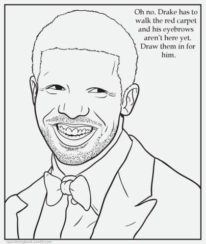 Drake's Eyebrows