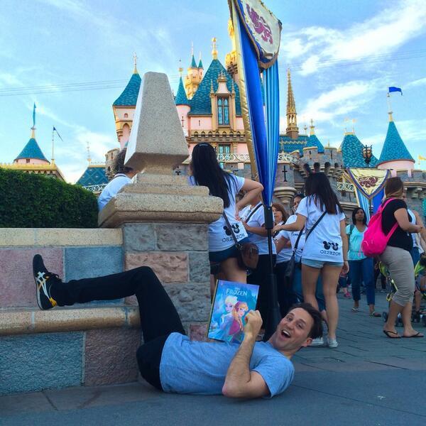 Disney World #Johning