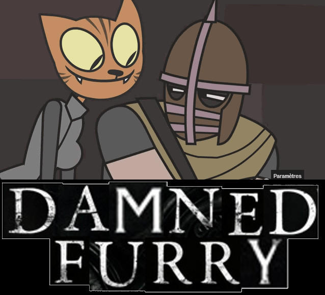 Damned Furry