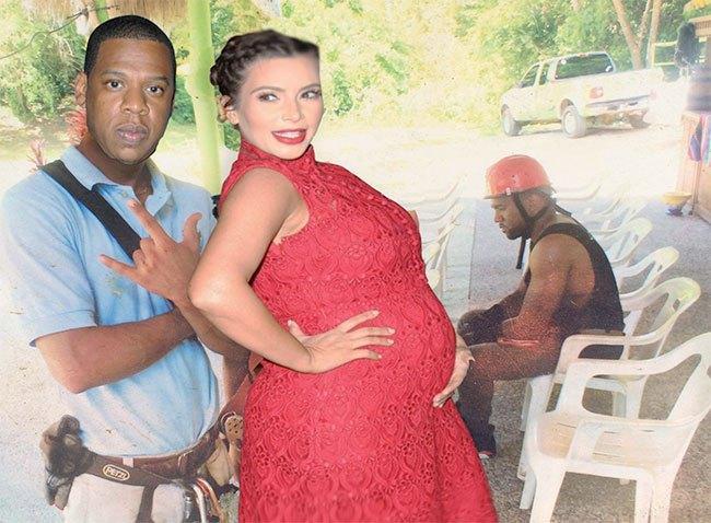Sad Kanye Pregnancy