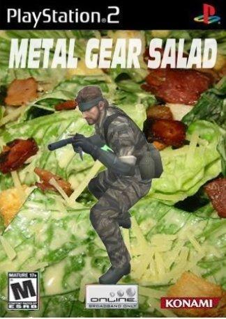 Salad Snake