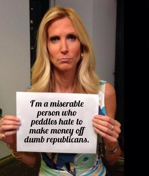 Ann Coulter Republican