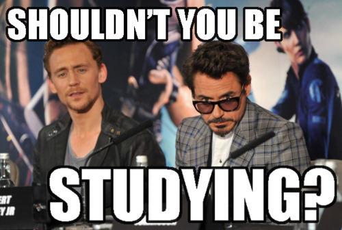 SHOULDNT YOUBE STUDYING? David Tennant eyewear