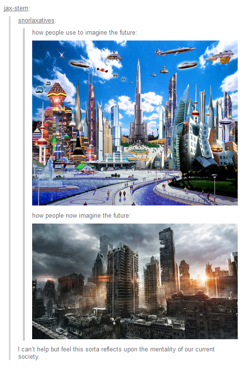 Futurism, Then and Now