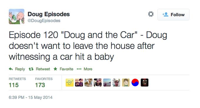 Doug and the Car