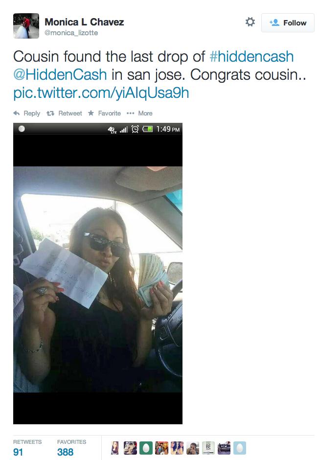 Cousin Cash