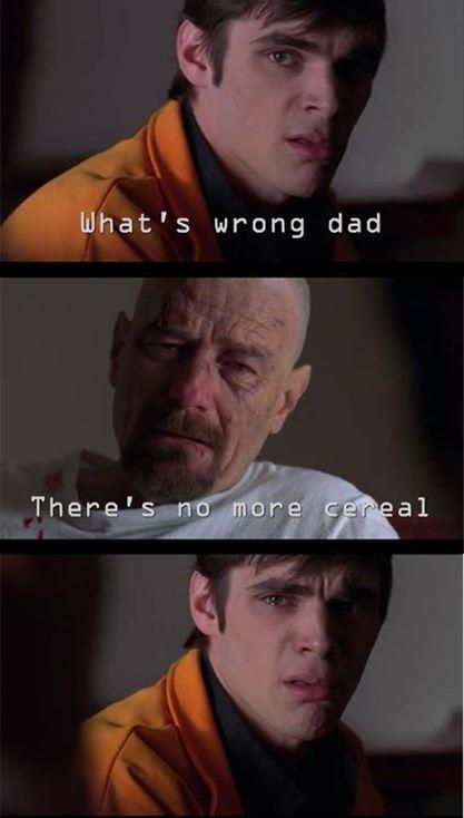 Walter junior's problem