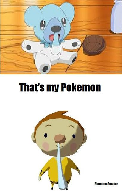 I Can Not Express With Real Words How Much I Hate This Kid....But Here's A Picture Of A Cubchoo :3