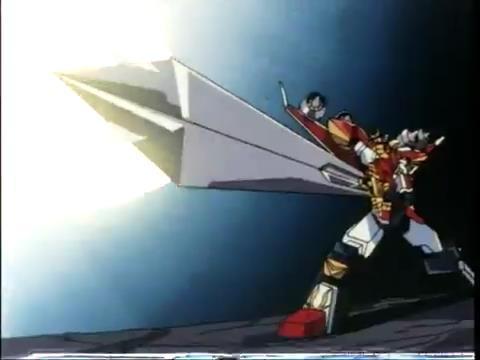 Brave Command Dagwon: Power Dagwon