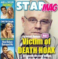 Hoffman Death Hoax