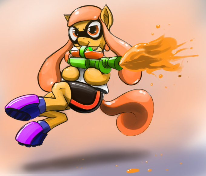 splatoon rule 34