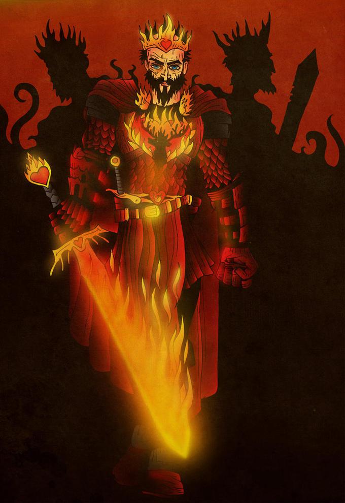 Fire Stannis