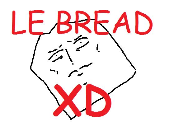 epic bread meme