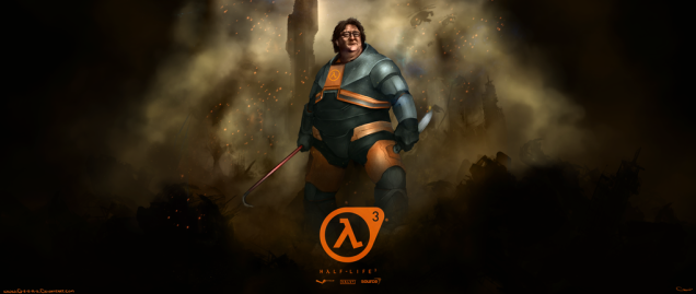 Gabe in Armour