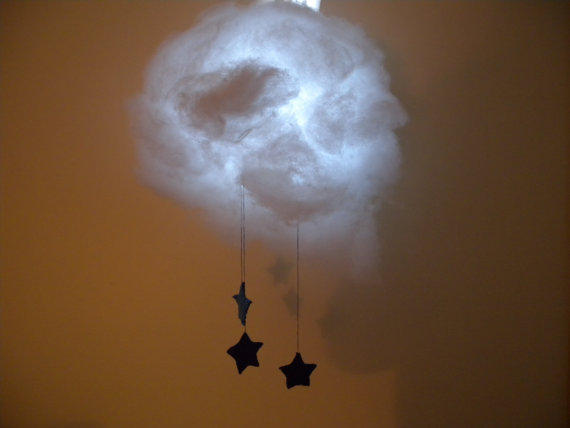 Dangling Cloud Light