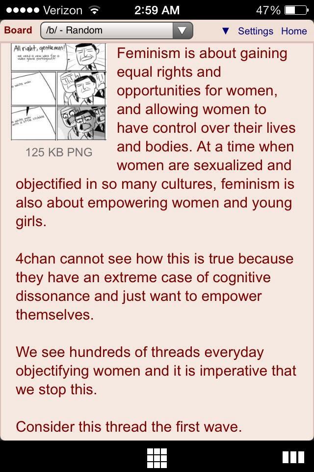 4chan vs Tumblr