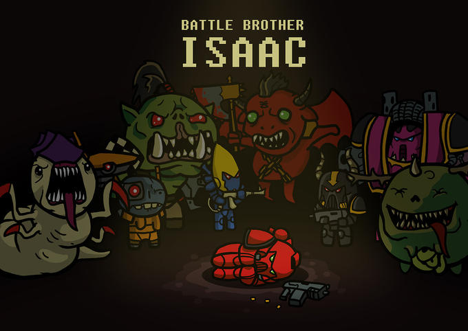 Battle Brother Isaac