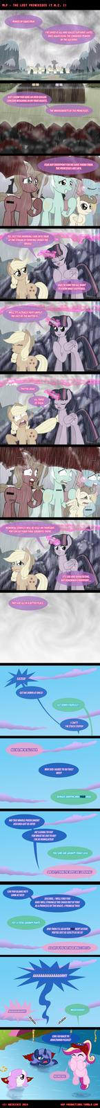The Lost Princesses