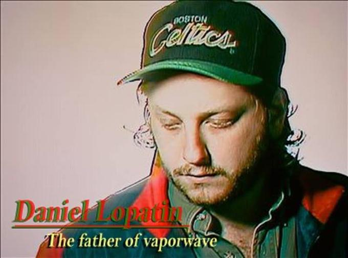 The Father of Vaporwave