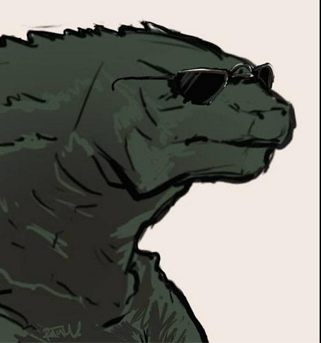 Fuck You, i´m Godzilla!