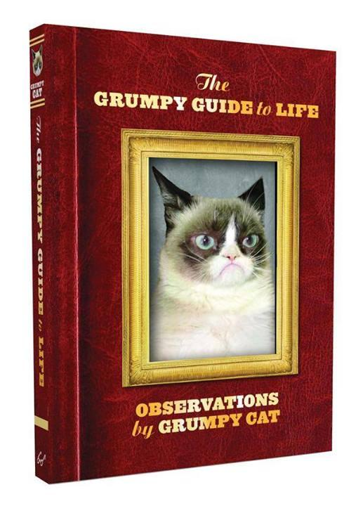 Grumpy Cat's 2nd Book: The Grumpy Guide to Life