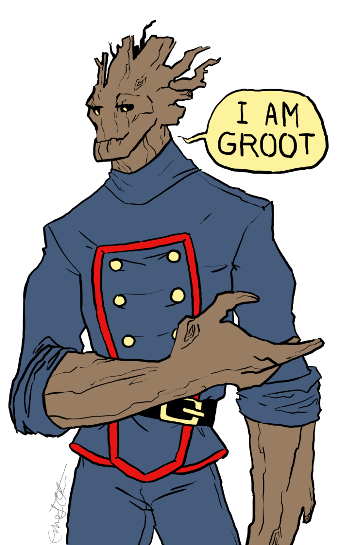I Am Groot I Am Groot | Know Your...