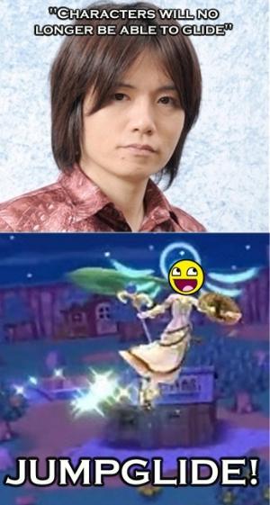 Sakurai you cheating dog you...