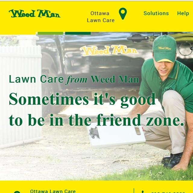 Weed Man gets you friend zoned