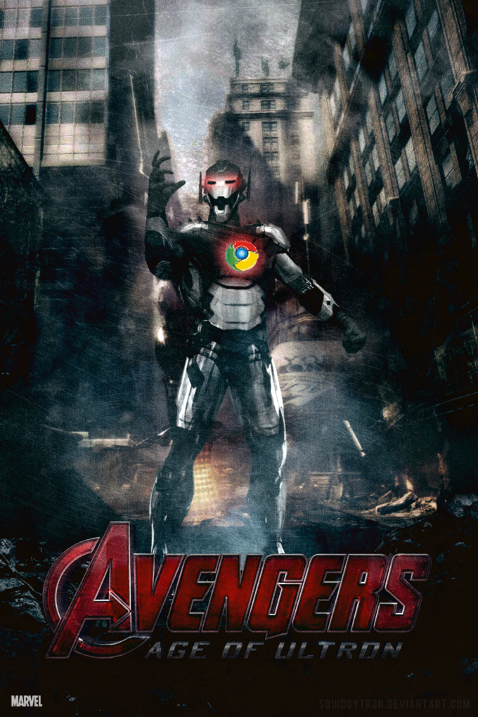 Avengers: Age of Google Ultron