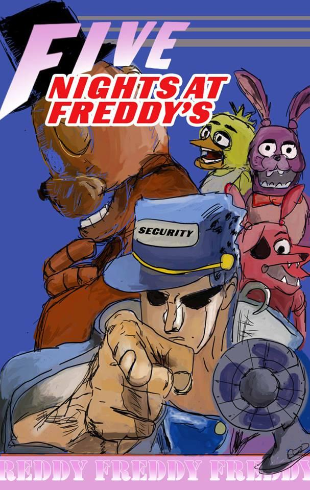 Freddy bizzare adventures five nights at freddy s know your meme