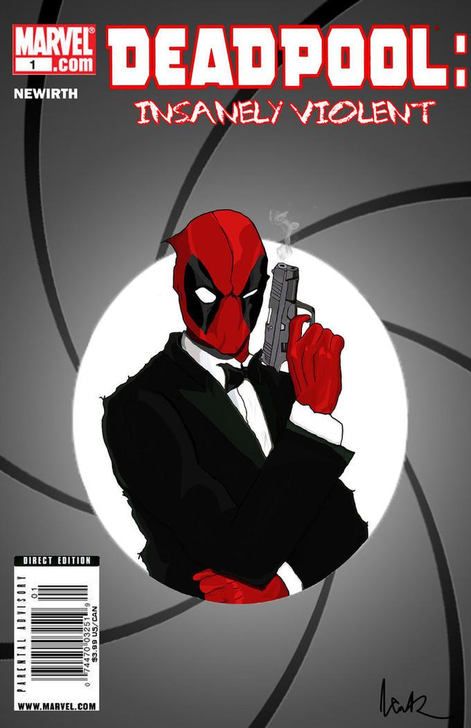 Deadpool: Insanely Violent