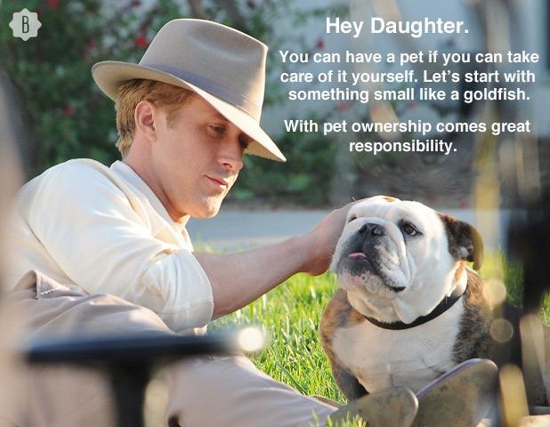 Great Job Funny Meme Ryan Gosling : Happy birthday ryan gosling things i wish he would say to me