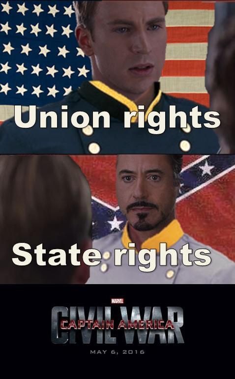 Glenn Beck On Social Justice >> [Image - 902012] | Captain America: Civil War 4 Pane / Captain America vs Iron Man | Know Your Meme