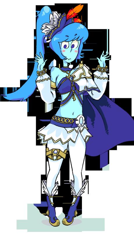 Lapiz Lazuli As Lana Steven Universe Know Your Meme