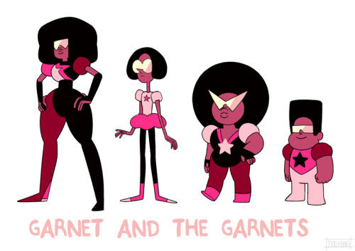 Garnet And The Garnets Steven Universe Know Your Meme
